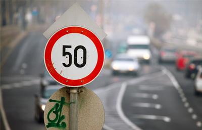Зміни в ПДР щодо обмеження швидкості руху і підготовка до збільшення штрафів