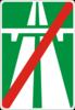 Кінець автомагістралі