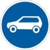 Рух легкових автомобілів