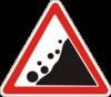 Падіння каміння