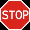 Проїзд без зупинки заборонено