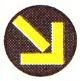 додаткова секція реверсивного світлофора